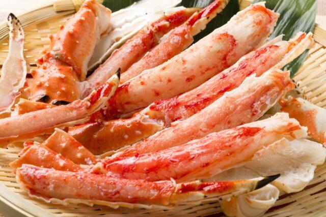 越前かに問屋 ますよね 元祖カット済生本ずわい蟹中盛600gの口コミ