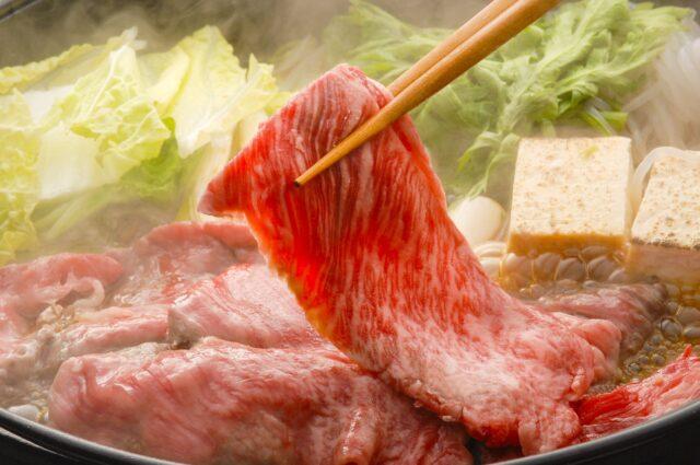 激安品から高級品まで!国産のすき焼き肉を通販するときの選び方